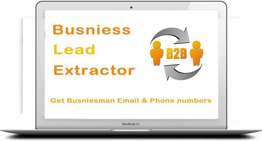 B2B Lead Extractor